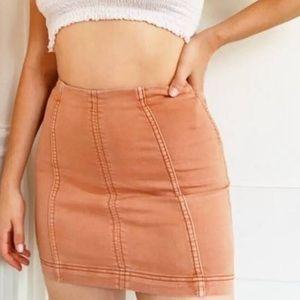 FREE PEOPLE Femme Mini Skirt